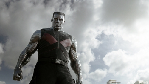 Custom Made Colossus Costume (Piotr Rasputin / Colossus) by Angus Strathie (Costume Designer) in Deadpool