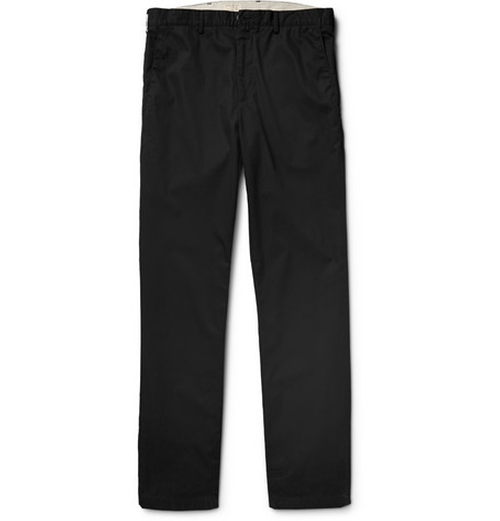 Davis Slim-Fit Cotton Chino Pants by Club Monaco in Victor Frankenstein