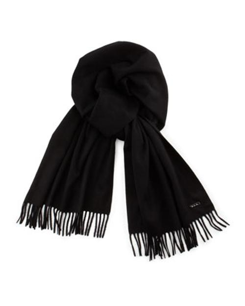 Men's Grande Unita Cashmere Scarf by Loro Piana in Frank Miller's Sin City: A Dame To Kill For