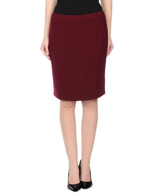 Knee Length Skirt by Who*s Who in Steve Jobs