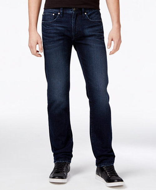Men's Straight Fit Jeans by Armani Exchange in The Walking Dead - Season 6 Looks