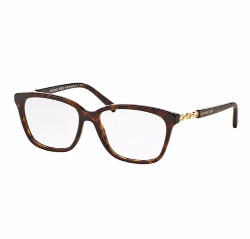 Square Optical Frames Glasses by Michael Kors in xXx: Return of Xander Cage