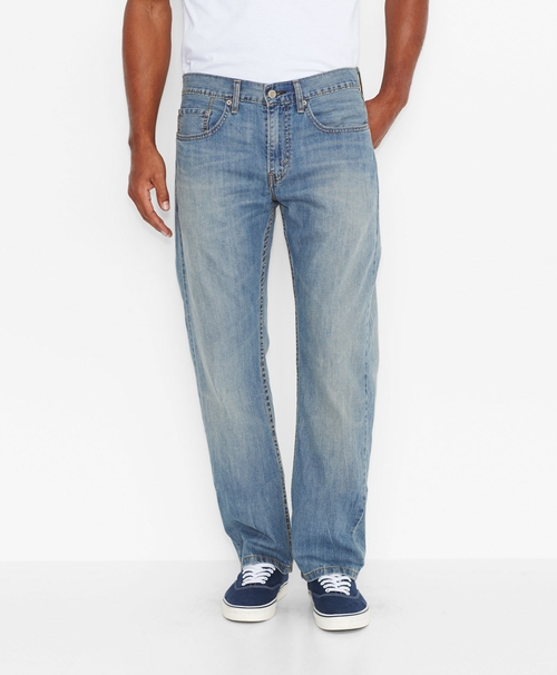 Relaxed Straight 559 Jeans by Levi's in Twilight