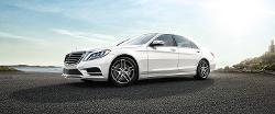 S Class Sedan by Mercedes-Benz in The Other Woman