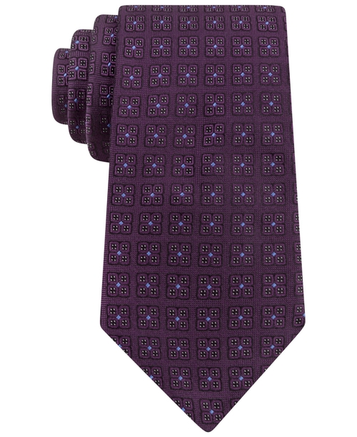 Four Square Tie by Michael Michael Kors in The Blacklist - Season 3 Episode 11
