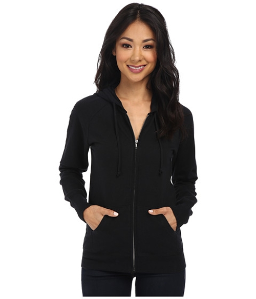 Eco Micro Fleece Hoodie by Alternative in Mean Girls
