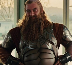 Custom Made Volstagg Costume by Wendy Partridge (Costume Designer) in Thor: The Dark World
