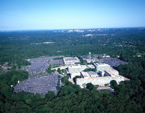 CIA Headquarters Building McLean, Virginia in Spy