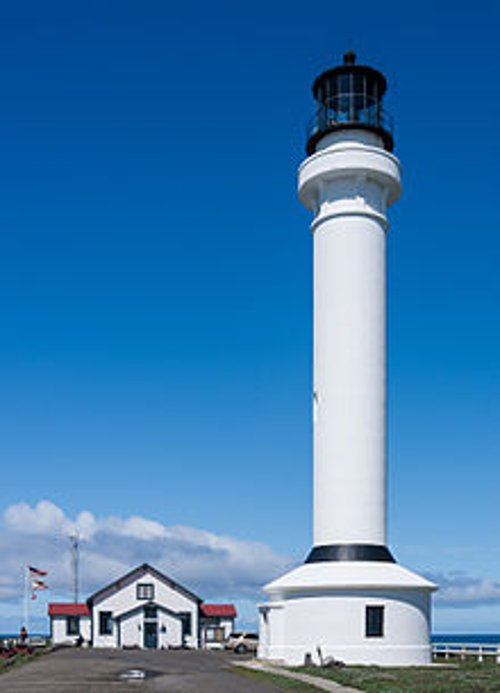 Point Arena Lighthouse Point Arena, California in Need for Speed