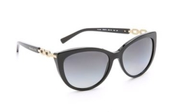 Gstaad Polarized Sunglasses by Michael Kors in Ballers
