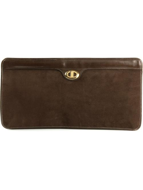 Large Classic Clutch Bag by Dior Vintage in The Other Woman