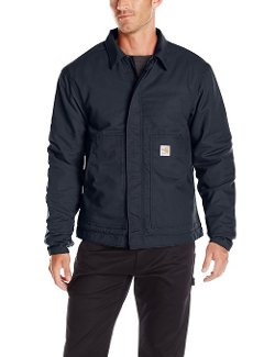 Men's Flame Resistant Canvas Dearborn Jacket by Carhartt in The Best of Me