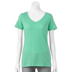 Solid Tee Women's by SONOMA Life + Style in Laggies
