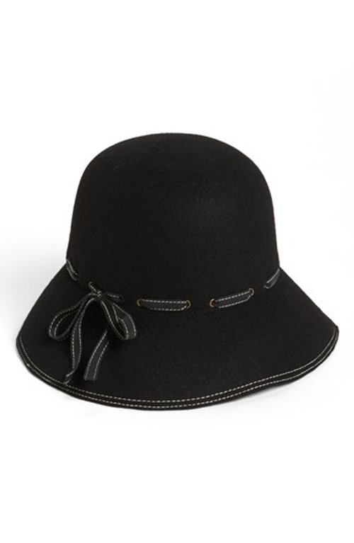 Alixe Cloche Hat by Eric Javits in That Awkward Moment