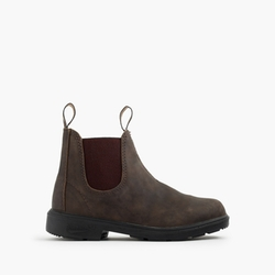 Kids' Blundstone Boots In Oiled Leather by J.Crew in Demolition