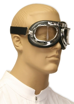 RAF Style Flyboy Flying Goggles by Gentleman's Emporium in Paper Towns
