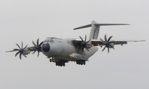 A400M Atlas Aircraft by Airbus Defence and Space in Mission: Impossible - Rogue Nation