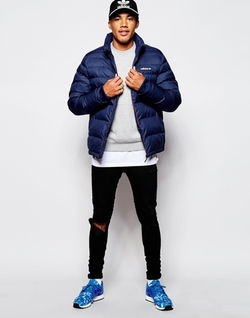 Padded Jacket by Adidas Originals in Popstar: Never Stop Never Stopping