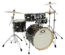 Series 5 Fusion Drum Set by Drum Craft in If I Stay