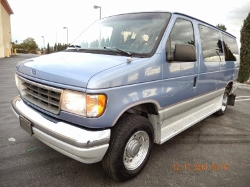 1996 Club Wagon Comm Pickup/van by Ford in Max