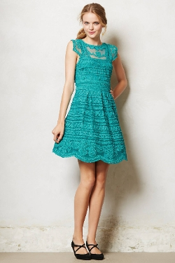 New Light Dress by Anthropologie Yoana Baraschi in If I Stay