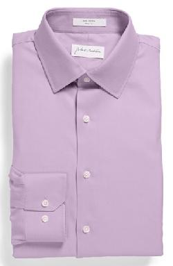 Trim Fit Dress Shirt by John W. Nordstrom in Captain America: The Winter Soldier