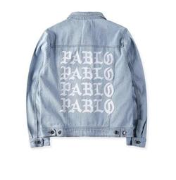 I Feel Like Pablo Denim Jacket by Kanye West in Keeping Up With The Kardashians