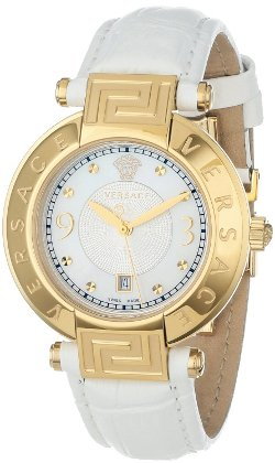 Ion-Plated Mother-Of-Pearl Watch by Versace in Entourage