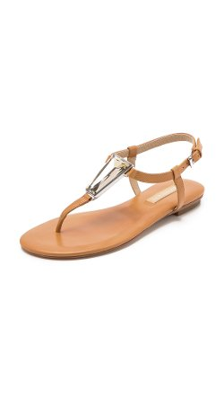 Hanne T Strap Sandals by Michael Kors Collection in While We're Young