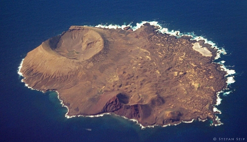 Isla De Alegranza Canary Islands, Spain in In the Heart of the Sea