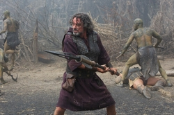 Custom Made Amphiaraus Staff (Amphiaraus) by Weta Workshop in Hercules