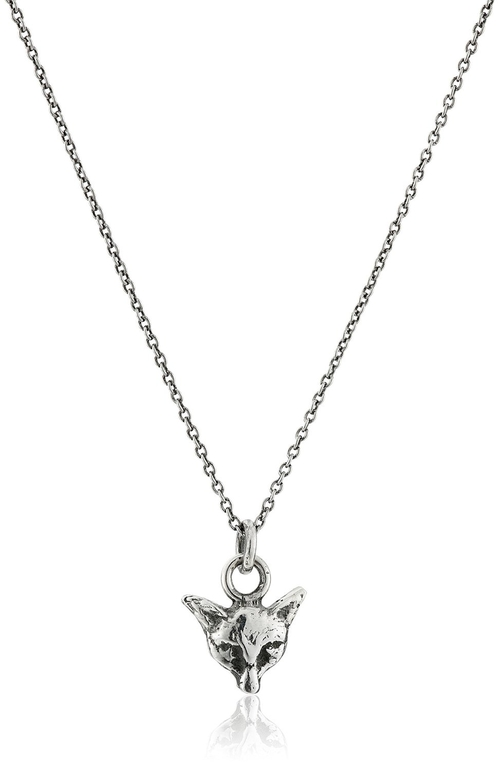 Fox Talisman Pendant Necklace by Pyrrha in Forgetting Sarah Marshall