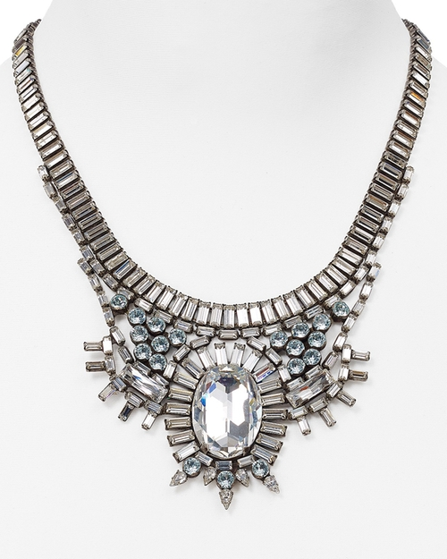 Bodi Statement Necklace by Dannijo in Scream Queens - Season 1 Episode 2