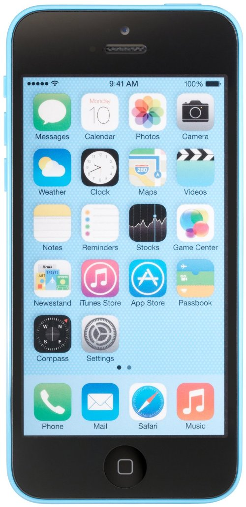iPhone 5c by Apple in Need for Speed