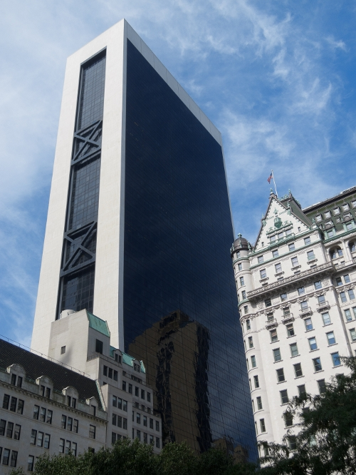 Solow Building New York City, New York in Fantastic Four