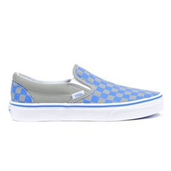 Classic Slip-On Checkerboard Sneakers by Vans in The Big Bang Theory