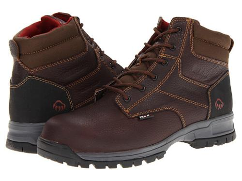 Joliet Peak AG Waterproof Boot Composite Toe by Wolverine in Sabotage