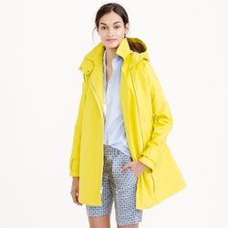 Swing Trench Coat by J.Crew in Me Before You