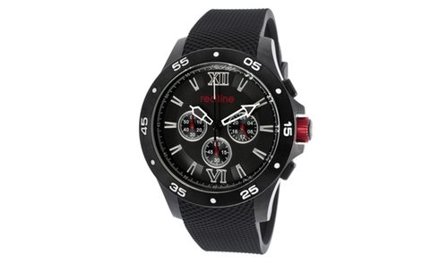 Spark Chrono Rubber Watch by Red Line in Deepwater Horizon