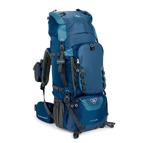 Titan  Backpack by High Sierra in Everest