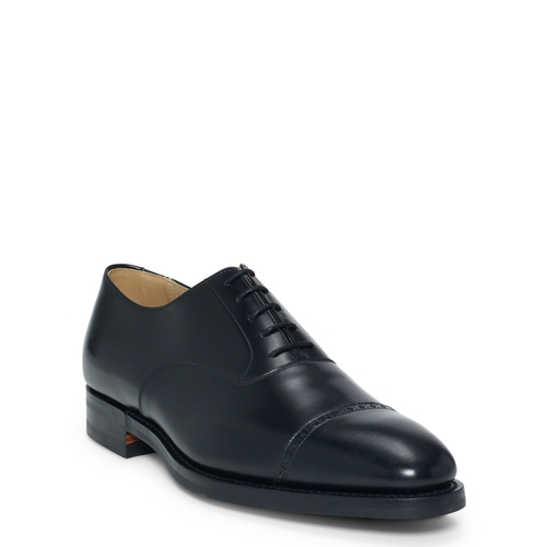 Rothbury Calfskin Oxford Shoes by Ralph Lauren in Suits - Season 5 Episode 6
