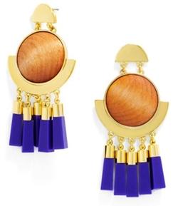 Sunbelt Drop Earrings by Baublebar in Pretty Little Liars