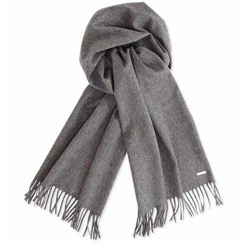Cashmere Grande Unita Men's Scarf by Loro Piana in Fantastic Beasts and Where to Find Them