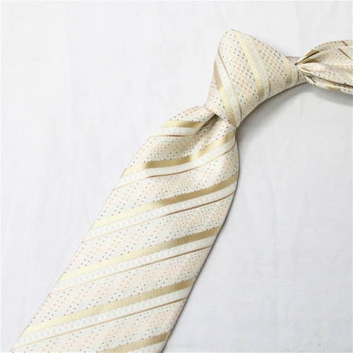 Light Yellow Striped Dot by AliExpress in Legend