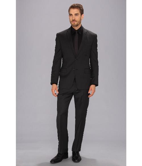 Filmore 2-Button Notch Suit by John Varvatos Star U.S.A. in The Wolverine