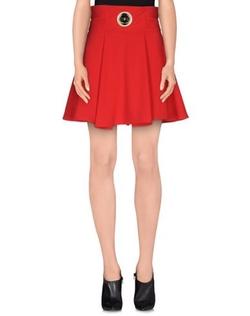 Knee Length Skirt by Elisabetta Franchi in Supergirl