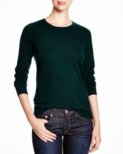 Crewneck Cashmere Sweater by C By Bloomingdale's in The Flash