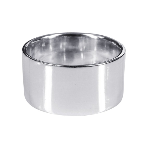 Wide Plain Band Sterling Silver Ring by Aeravida in Pretty Little Liars - Season 6 Episode 2