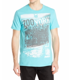 Cut View Cap T-Shirt by Zoo York in The Big Bang Theory