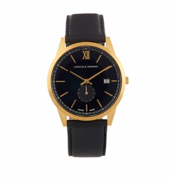 Saxo Leather Watch by Larsson & Jennings in Master of None